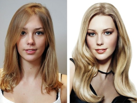 before and after photos hotstyle