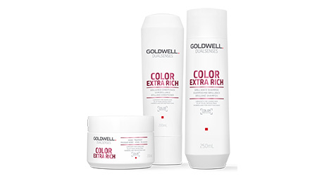 Haircare Products From Goldwell