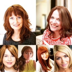 Clients enjoy special offers and hair products