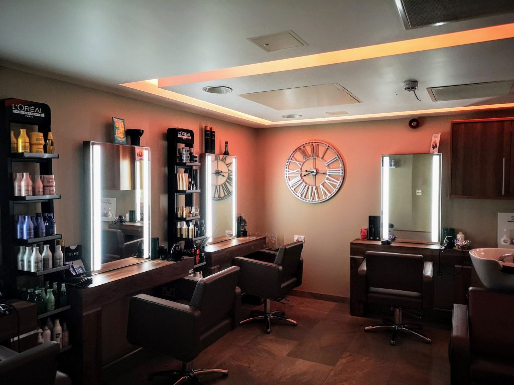 bovey tracey hair salons