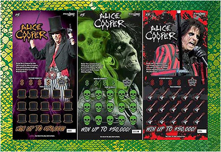 Alice Cooper Lottery