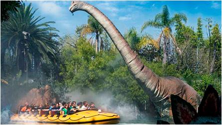 Jurassic World — The Ride