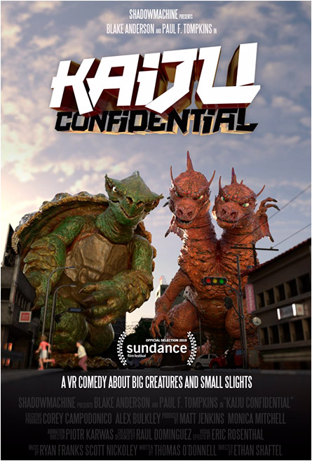 Kaiju Confidental