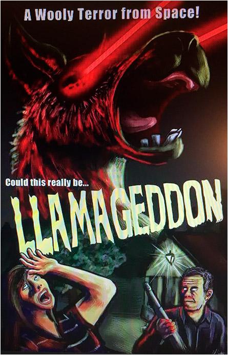 Llamageddon
