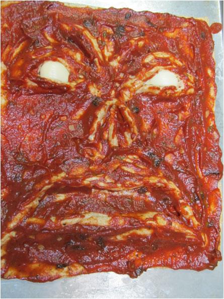 Evil Dead Pizza