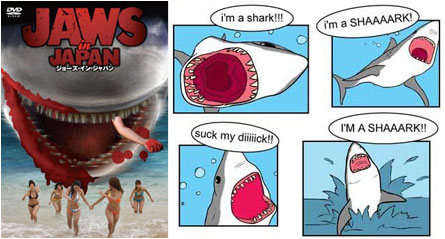 Jaws in Japan