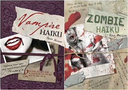 Zombie & Vampire Haiku