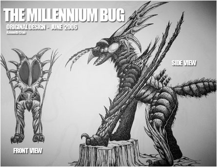 the millennium bug a threat to mankind Big tech warns of 'japan's millennium bug' ahead of akihito's abdication  of  fighting the millennium bug, and dismisses the idea that it never posed a serious  threat to the  y2k bug triggers army conscription notices sent to 14,000 dead  men.