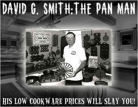 The Pan Man