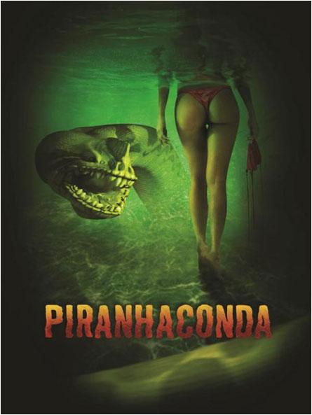 Piranhaconda