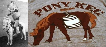 My Little Pony Keg