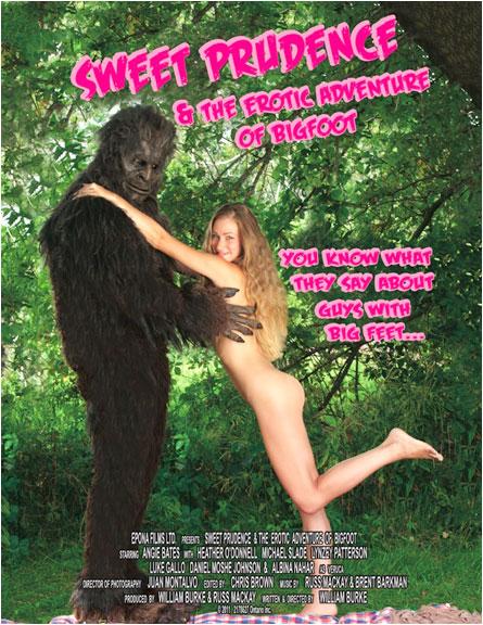 Sweet Prudence & The Erotic Adventures of Bigfoot