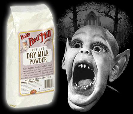 Vampire Milk