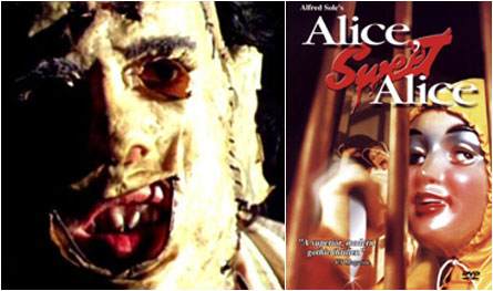 Leatherface 'n Alice