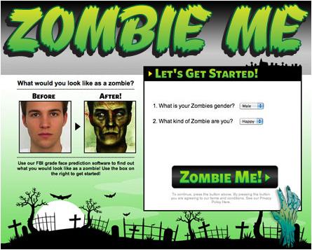 Zombie Me
