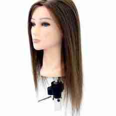 testa-Studio-MHK-6-Testina-Femminile-pratica-per taglio-colore-Capelli-90%Naturali-10%fibra Naturale
