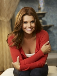 Joanna Garcia Hair Color Changes From Cinnamon Brown To Blonde