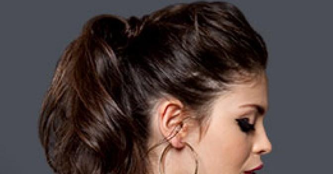 Une Queue De Cheval Chic Hair By C