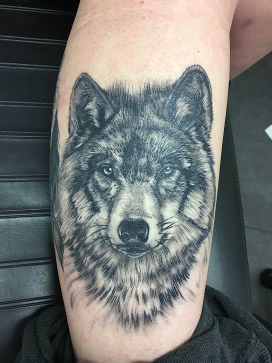 Vickey Tattoo Image