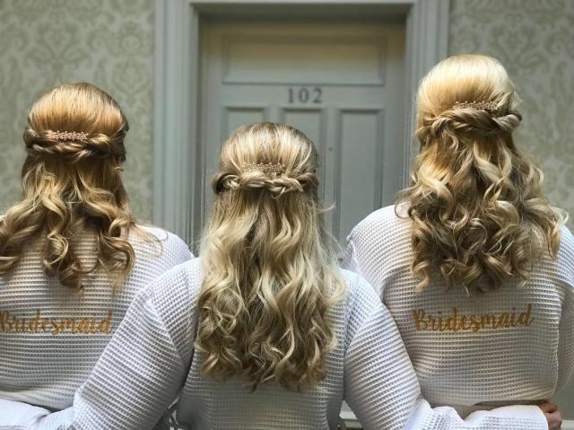 hairstyles for brides, top hair salon, bishop's stortford