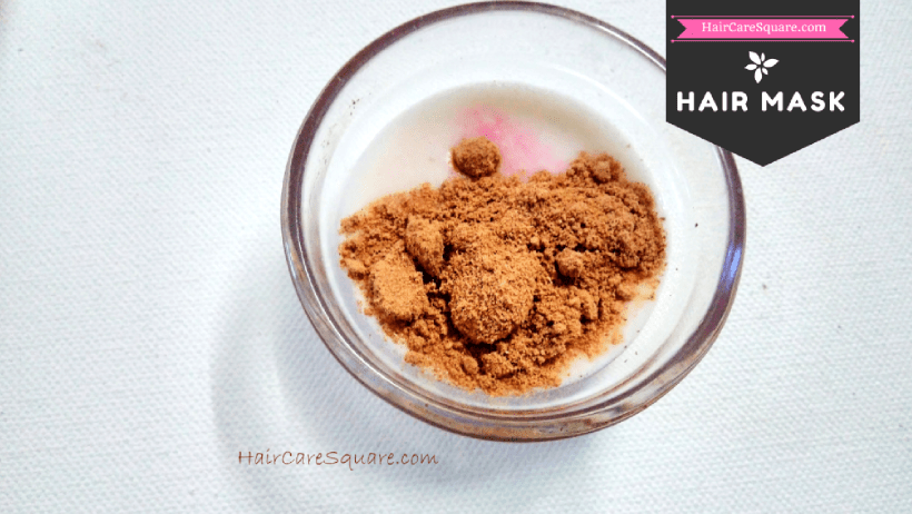 diy hair mask to color your hair red naturally at home