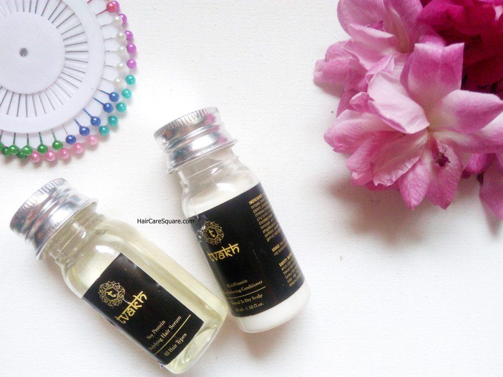 Tvakh MultiVitamin Hair Softening Conditioner Review