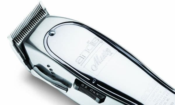 Andis Master wins the top in our best hair clippers for fades list.