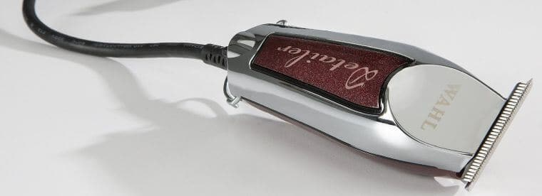 The body of the Wahl Detailer trimmer is classy and elegant.