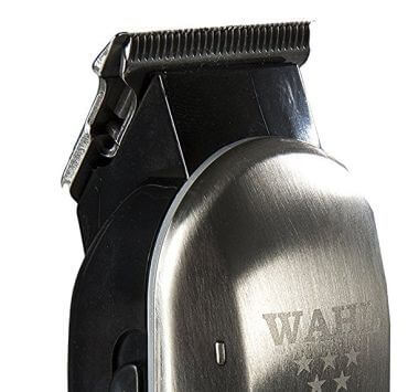 The Wahl 5 star Hero trimmer is the most compact trimmer out there.
