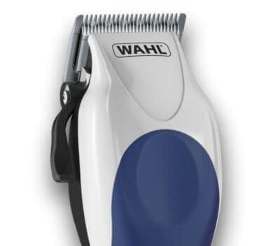 Wahl Color Pro 79300-400 clipper is great for easy, simple cuts.