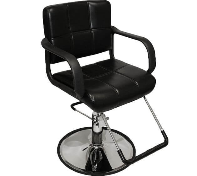 Quite the great hydraulic chair for salons for the money.