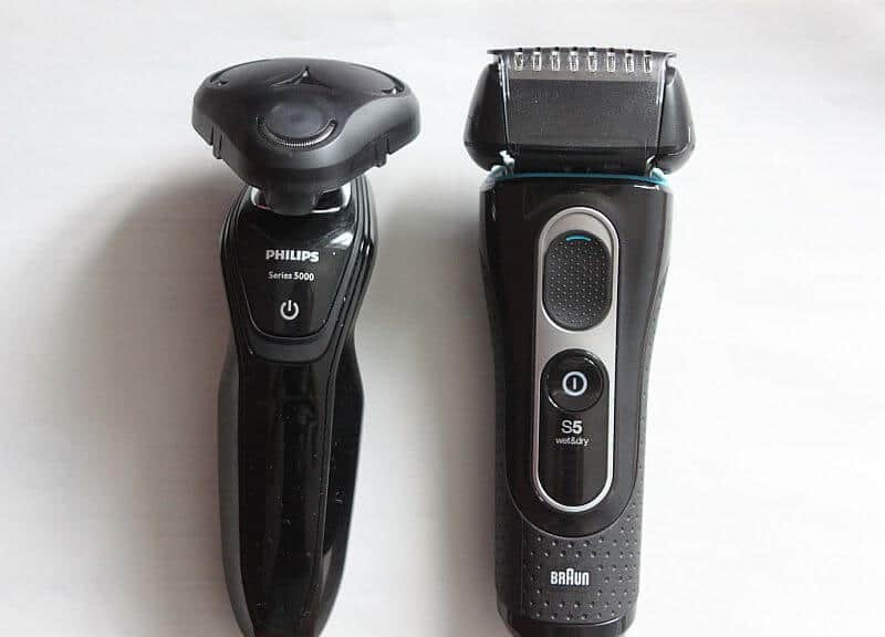 Braun vs Norelco electric shavers: an in-depth, bearded & bald man's perspective!