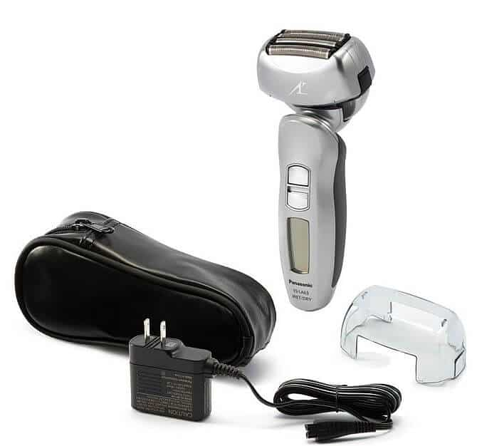 A full Panasonic Arc4 kit: It qualifies into our top 6 of the best electric razors.