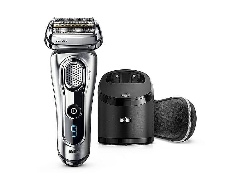 Braun Series 9 wins our best shavers list. Why? Well, here are the top 3 reasons...