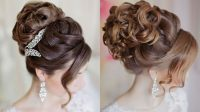 Updo Wedding Hairstyles 2019