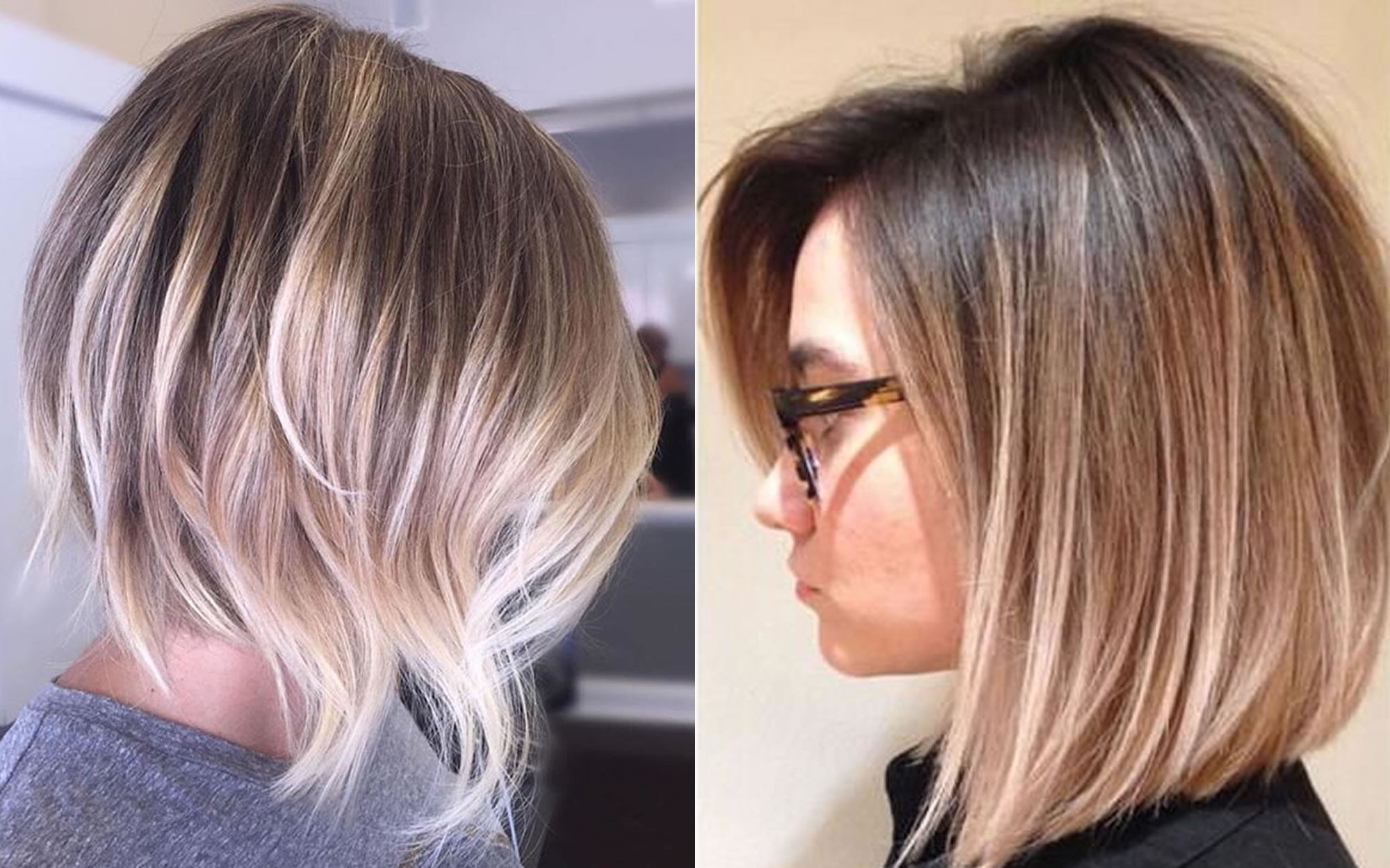2018 Ombre Hair Style Balayage Hair Style Hair Colors