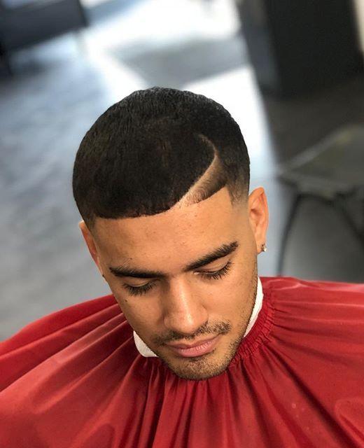 Buzz Cut Taper Fade Haircut