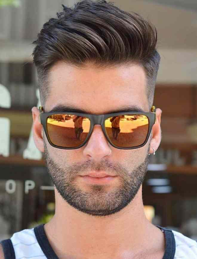 Fade Balded Hairstyle