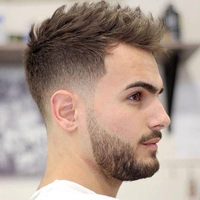 Taper Fade Mens Short Hairstyles