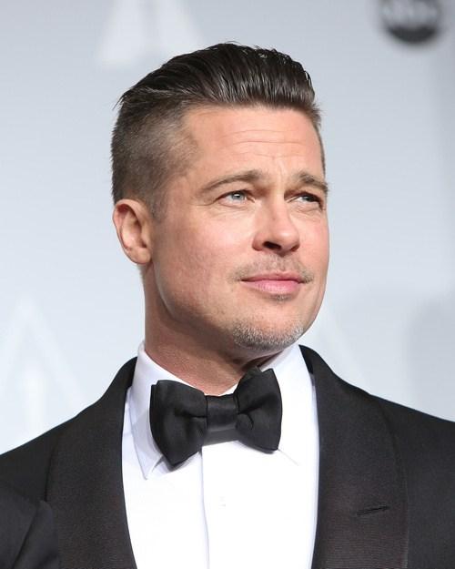 Medium Undercut Hairstyle for Men