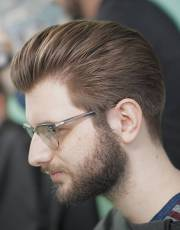 latest mens slick hairstyles