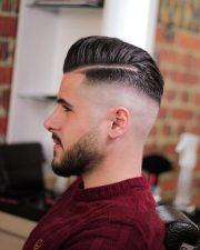 latest mens slick hairstyles