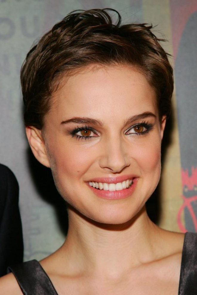 Pixie Cut Short Hairstyle