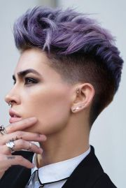undercut short hairstyles - 15