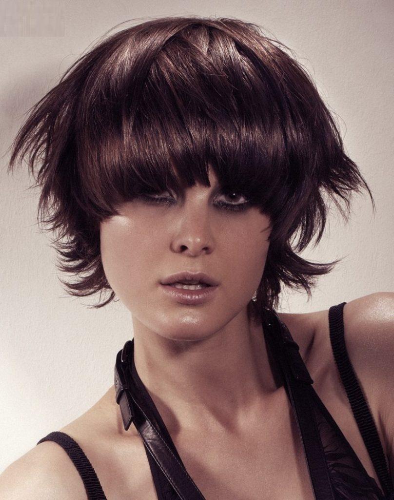 30 Gorgeous Feathered Short Hairstyles For Women  Hairdo