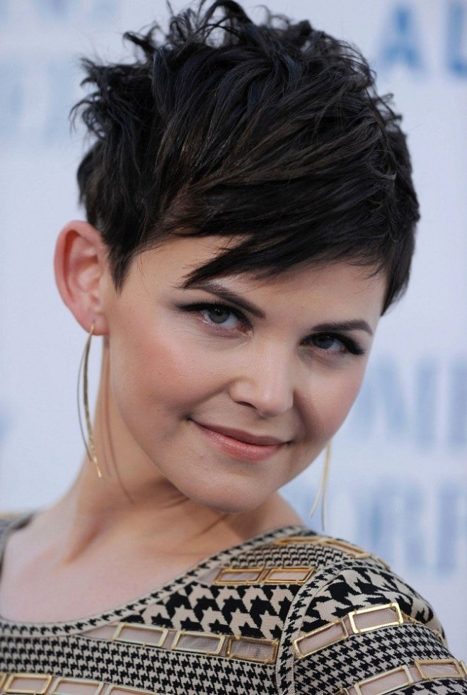 Textured Pixie Cut Hairstyle