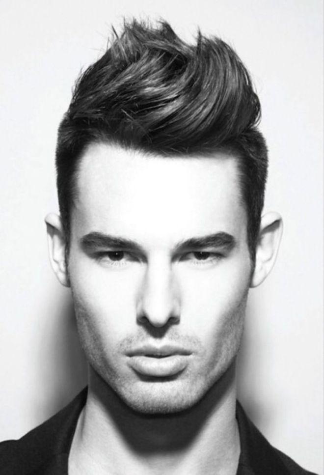 High Quiff Hairstyle