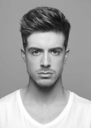 mens classy hairstyles - 18 sophisticated