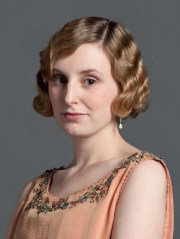 trendy finger wave short hairstyles