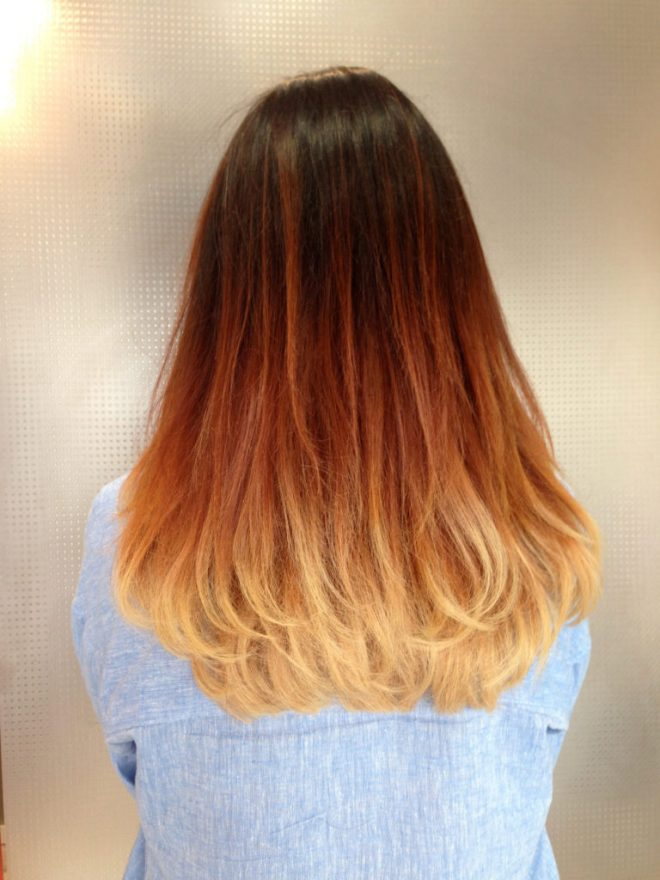 Californianas Hair Color